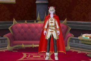 【ドラクエ10】クエスト651「大魔王の舞踏会」(しぐさ『始まりの大魔王の舞』入手クエ)