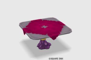 【ハウジング】家具 > つくえ「あやしいテーブル大」