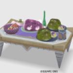 【ハウジング】家具 > つくえ「ゼクレスのテーブル」