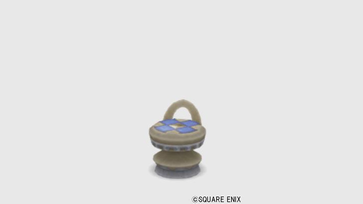 【ハウジング】家具 > いす「ゼクレスの丸イス」