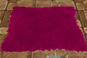 【ハウジング】家具 > ゆか「あやしいカーペット」