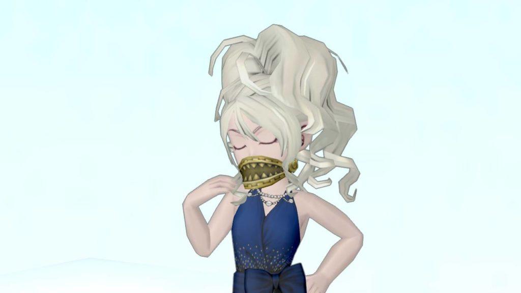 【装備】防具 > 顔アクセ「ディープギアマスク」