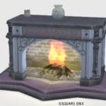 【ハウジング】家具 > その他「ベラストル家の暖炉」