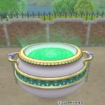 【ハウジング】庭具 > その他(庭)「グレイツェルの大鍋・庭」
