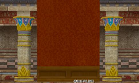 【ハウジング】家具 > かべ「純喫茶の壁」