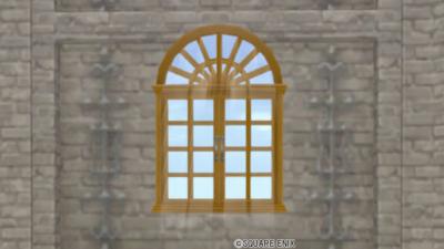 【ハウジング】家具 > 壁かけ家具「壁かけ純喫茶の窓」