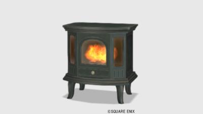 【ハウジング】家具 > その他「純喫茶の暖炉」