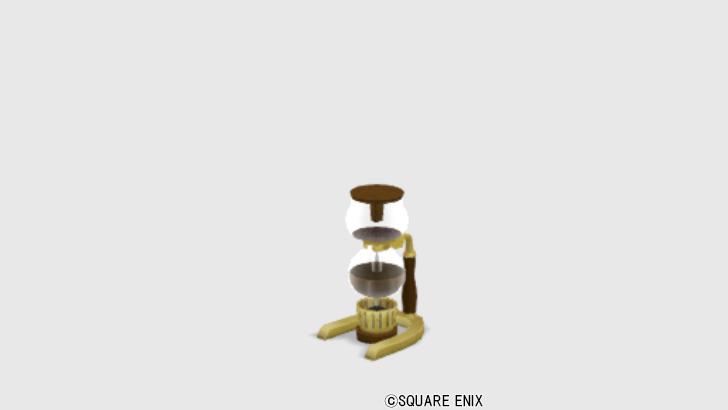 【ハウジング】家具 > その他「珈琲サイフォン」
