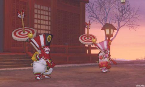 【ドラクエ10】謹賀新年★2021「新春モー裂極めるモー攻撃」