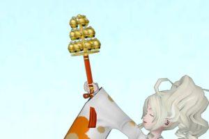 【装備】防具 > かさ「星明の神楽鈴」