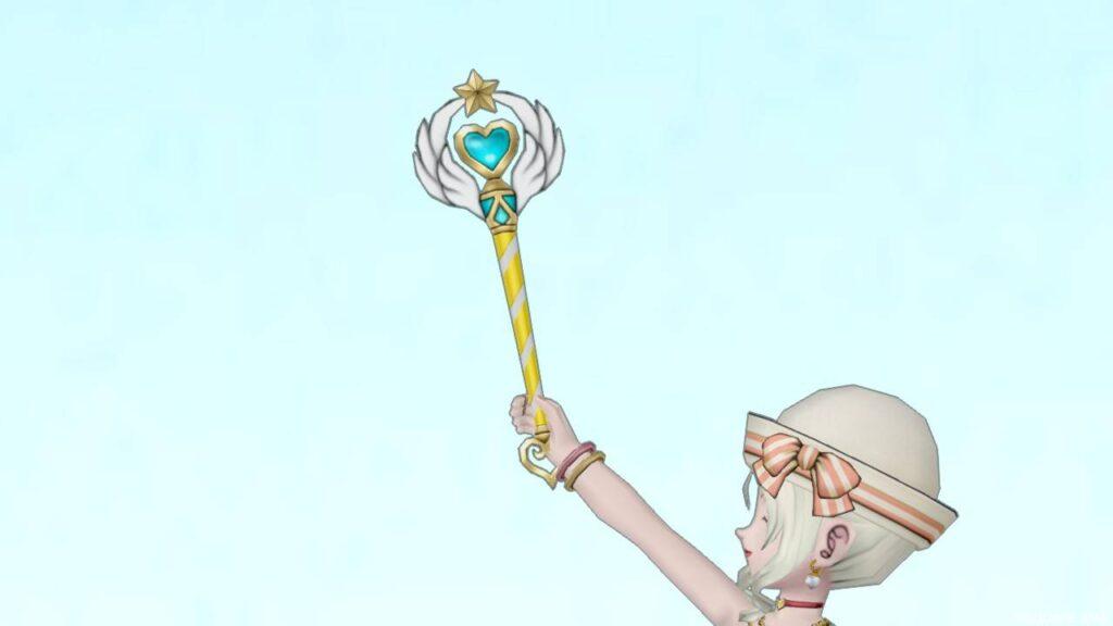 【装備】その他 > かさ「夢と魔法のステッキ」
